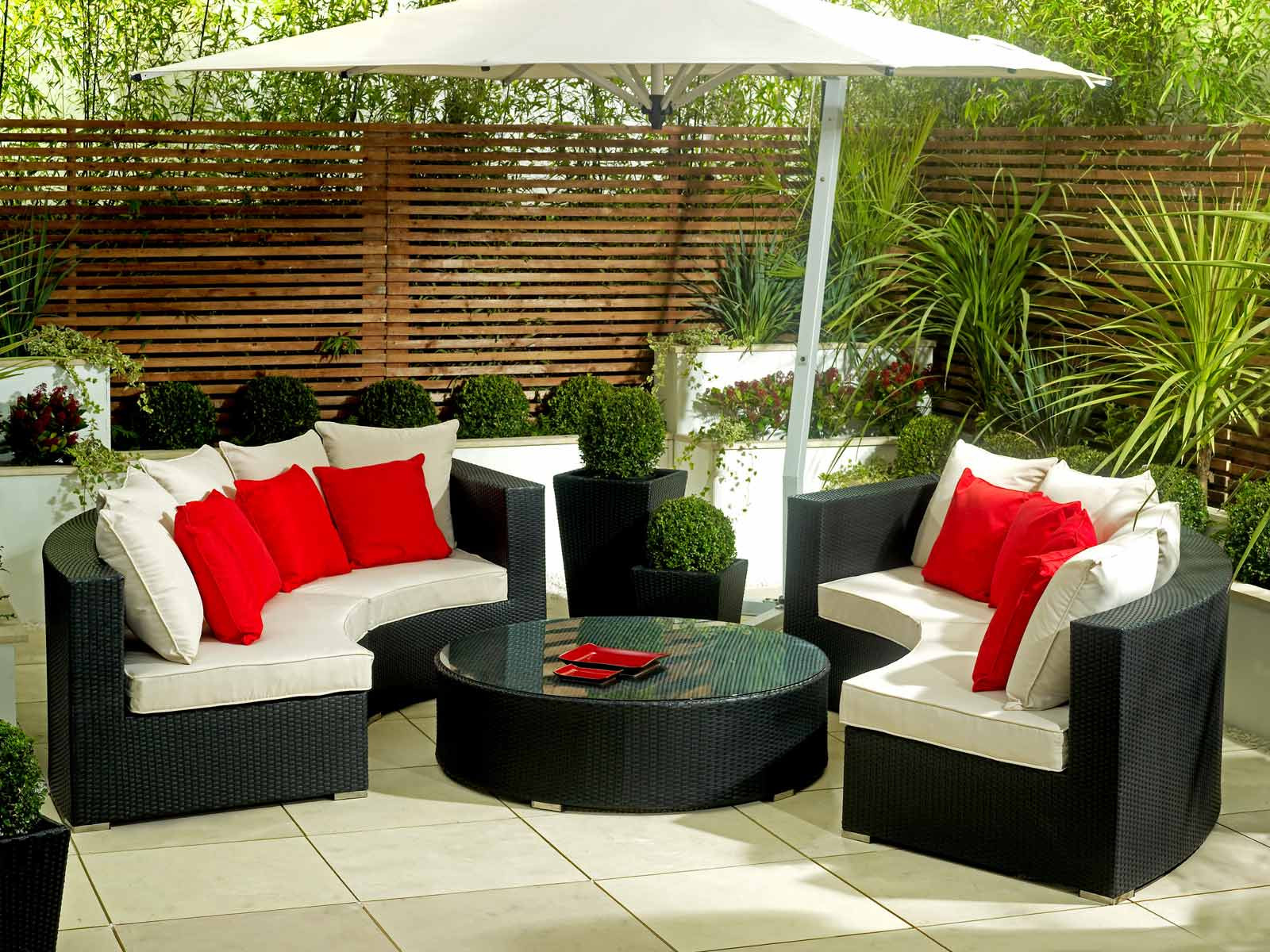 Best ideas about Porch Furniture Ideas . Save or Pin 20 Best Garden Furniture Trends 2017 TheyDesign Now.