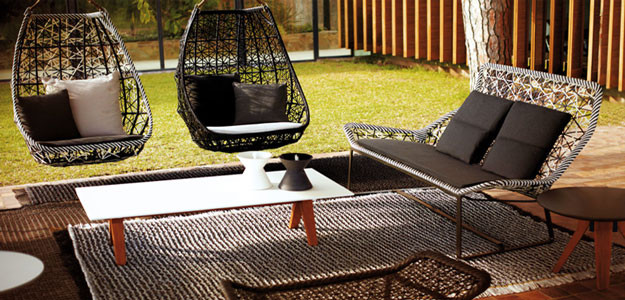 Best ideas about Porch Furniture Ideas . Save or Pin 3 Bold New Patio Furniture Ideas Bombay Outdoors Now.