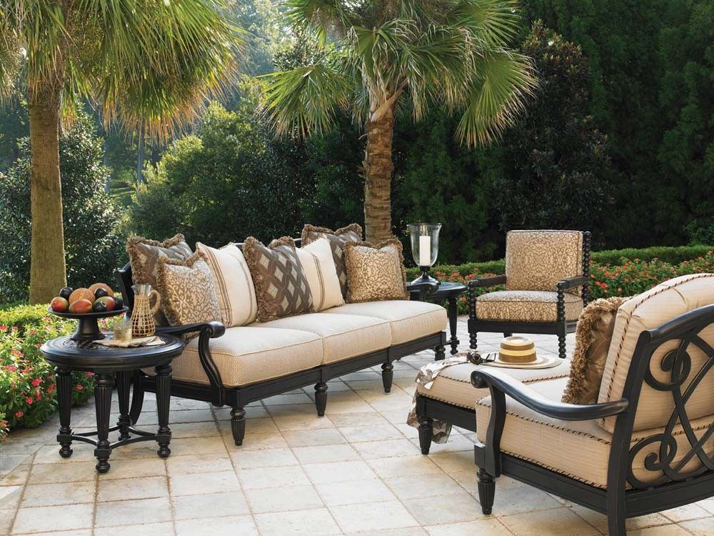 Best ideas about Porch Furniture Ideas . Save or Pin 12 Ideas for Decorating Garden Ridge Patio Furniture Now.