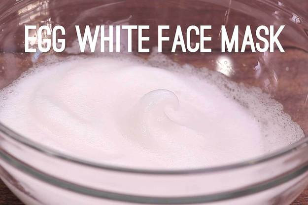 Best ideas about Pore Cleansing Mask DIY . Save or Pin DIY Pore Cleansing Egg White Face Mask Now.
