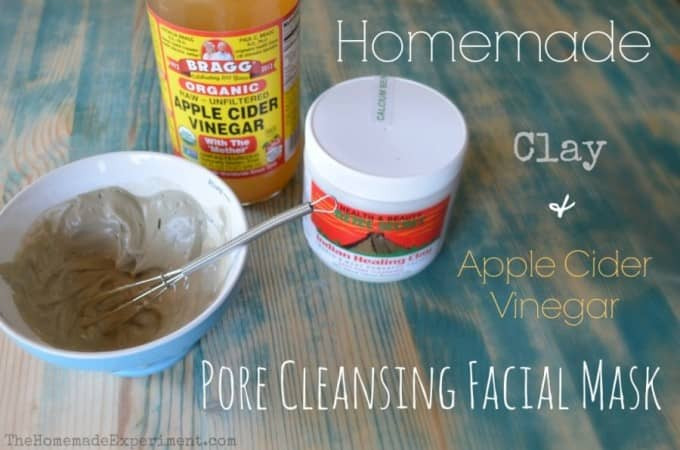Best ideas about Pore Cleansing Mask DIY . Save or Pin Homemade Clay Pore Cleansing Facial Mask Now.