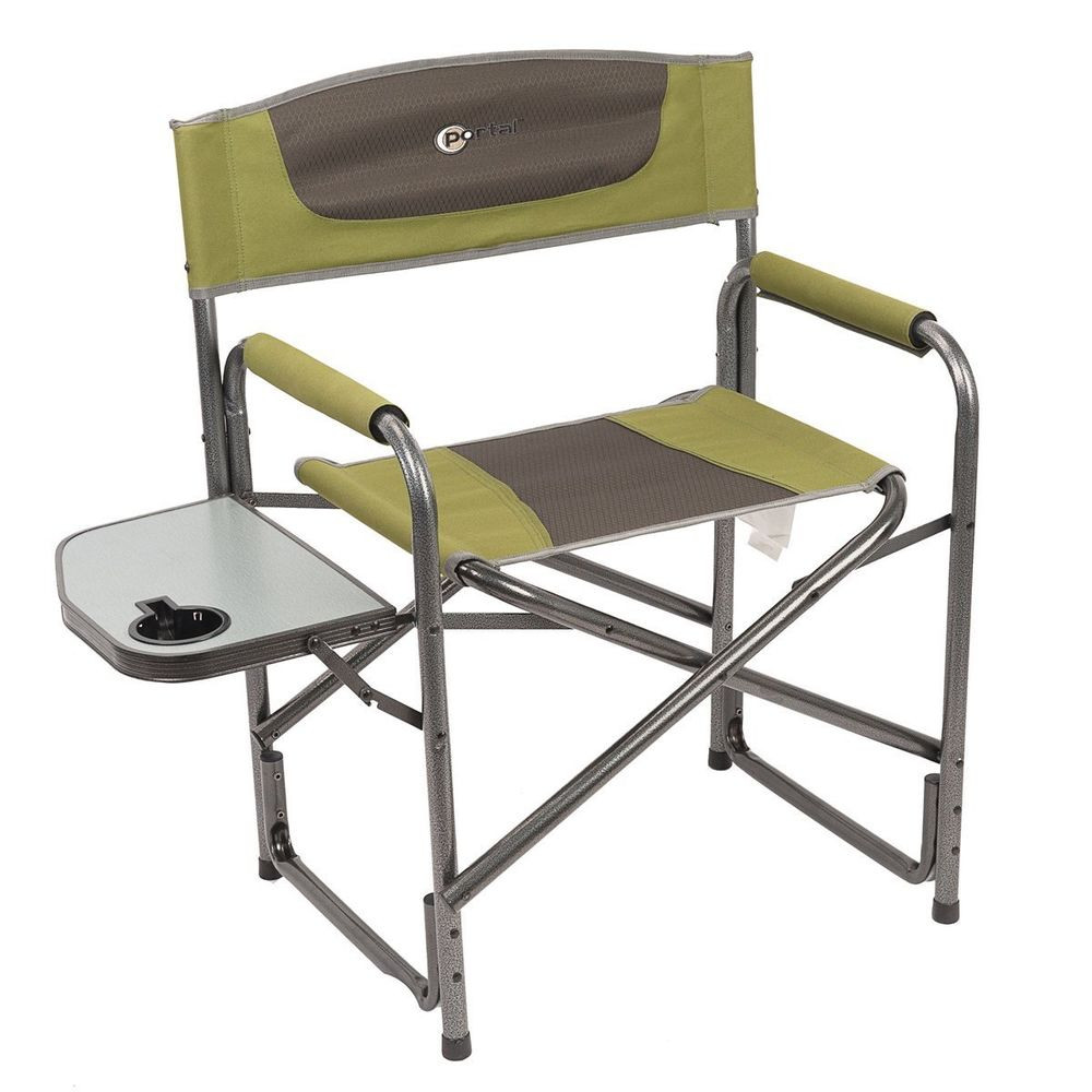 Best ideas about Portable Folding Chair . Save or Pin Aluminum Portable Outdoor Director s Camping Folding Now.