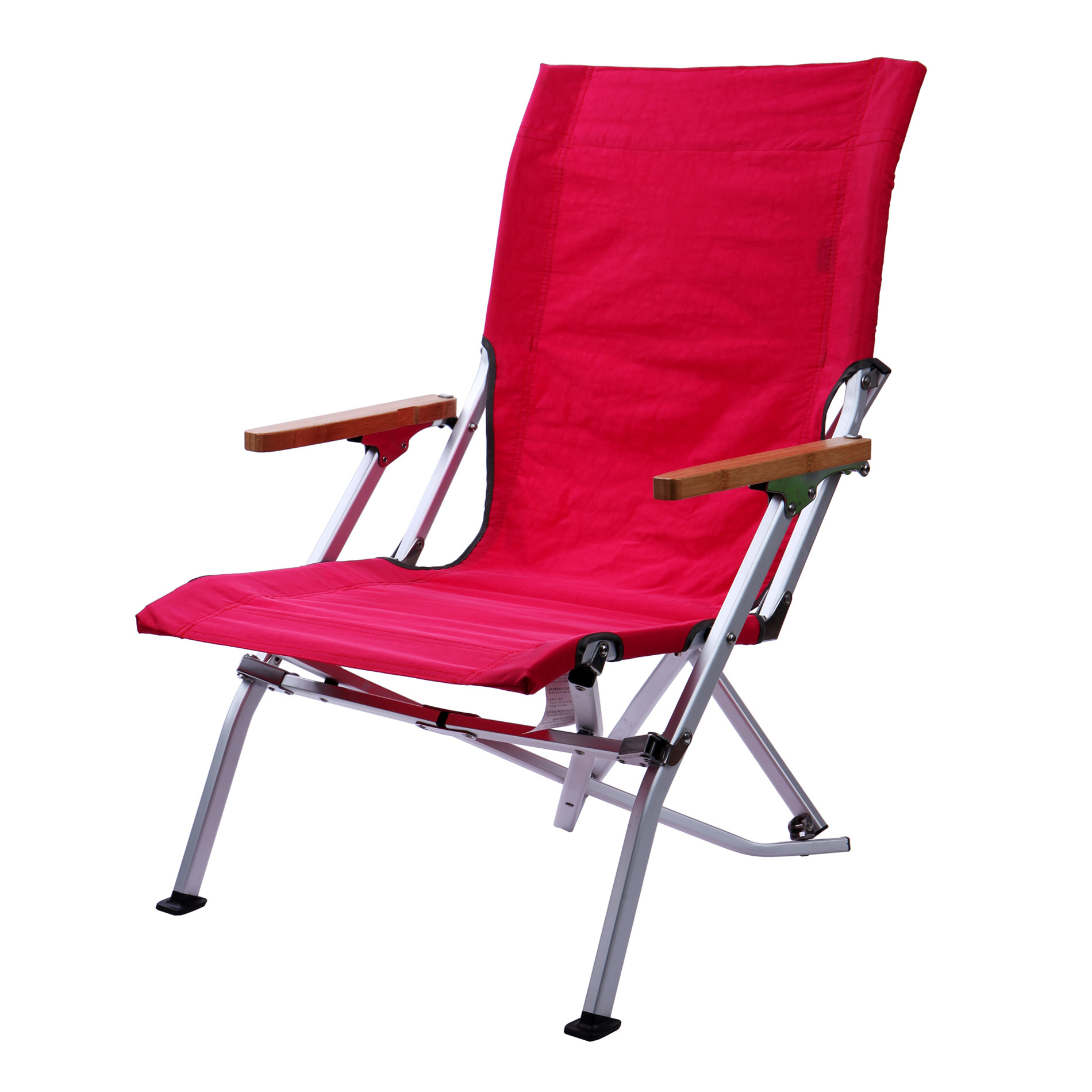 Best ideas about Portable Folding Chair . Save or Pin Pink Wooden Arm Folding Chair Camping Picnic BBQ Fishing Now.