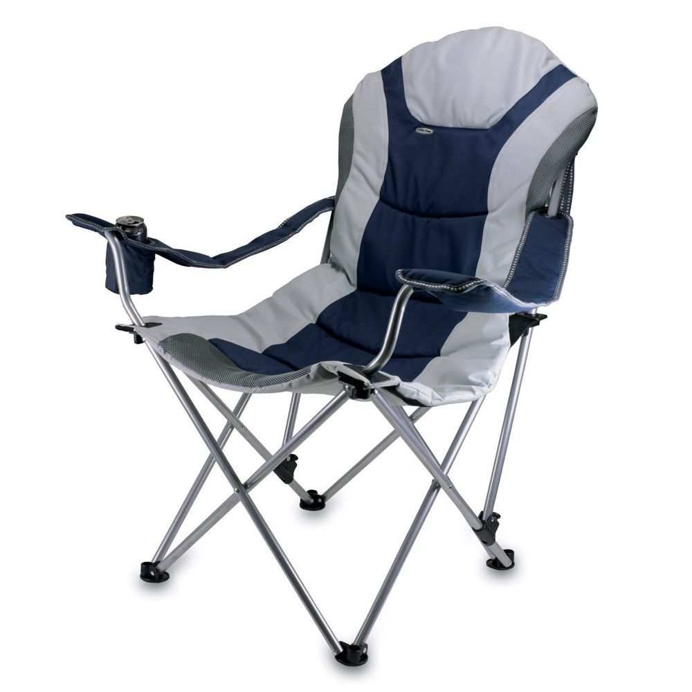 Best ideas about Portable Folding Chair . Save or Pin PicnicTime Portable Reclining Camp Chair Outdoor Folding Now.