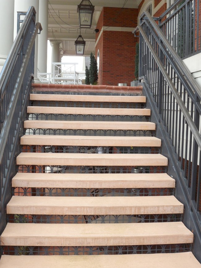 Best ideas about Prefab Outdoor Stairs . Save or Pin Prefab Stair Treads Modern Style Home Design Ideas Amish Now.
