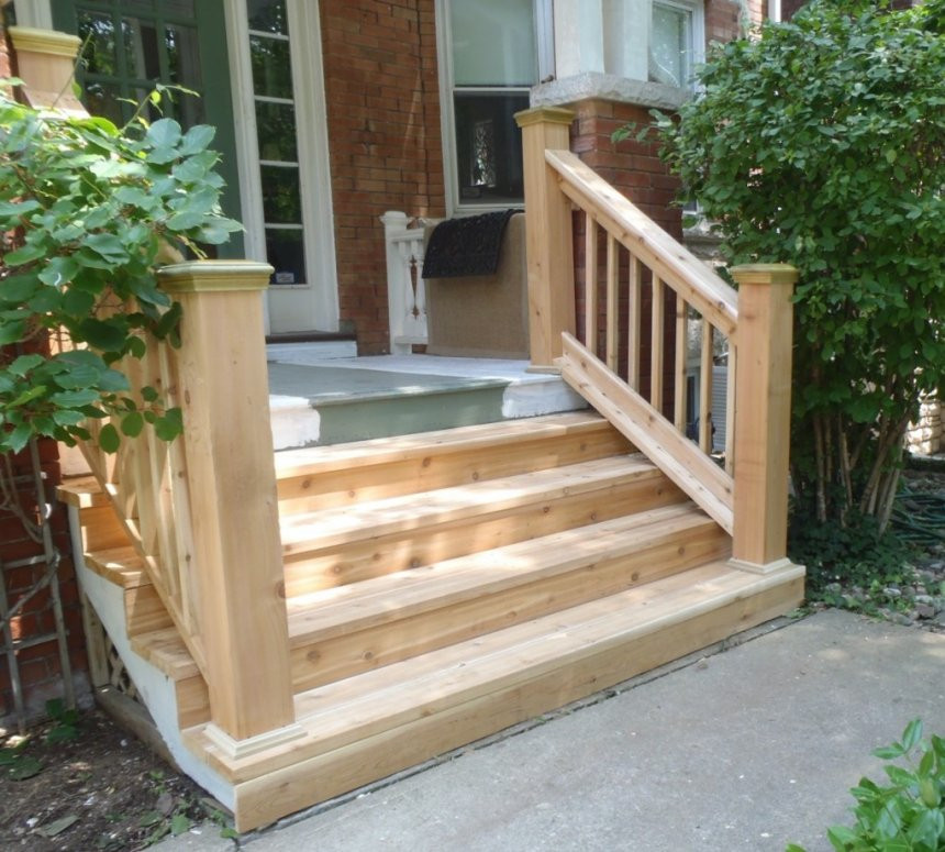 Best ideas about Prefab Outdoor Stairs . Save or Pin Building Free Standing Stairs How To Build Stair Stringers Now.