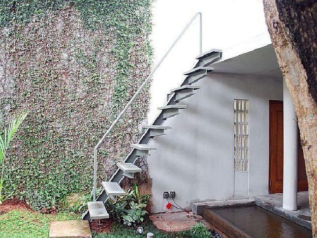 Best ideas about Prefab Outdoor Stairs . Save or Pin Clear View Prefabricated Dormer Outdoor Stairs Design Now.