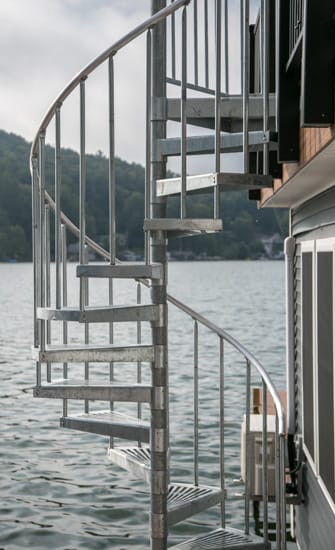 Best ideas about Prefab Outdoor Stairs . Save or Pin Outdoor Spiral Staircases & Outdoor Stair Kits Now.