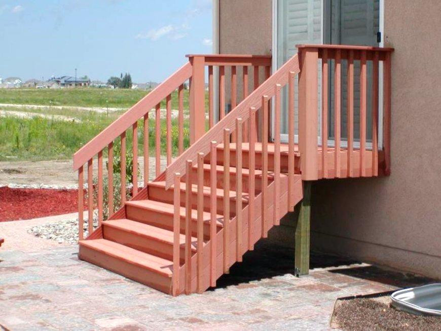 Best ideas about Prefab Outdoor Stairs . Save or Pin premade stairs for deck – suchconsulting Now.
