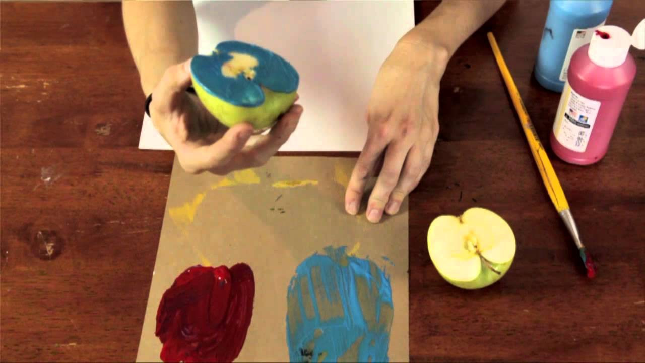Best ideas about Preschoolers Arts And Crafts Ideas . Save or Pin Apple Arts & Craft Ideas for Preschool Children Now.