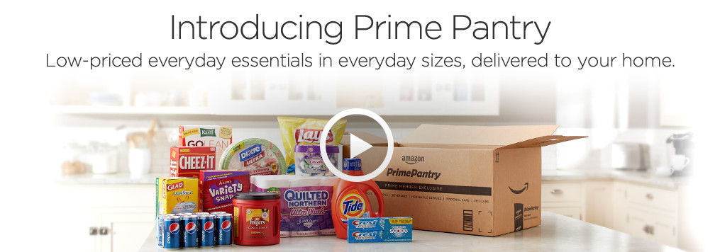 Best ideas about Prime Pantry Box . Save or Pin Amazon Prime Pantry Food Snacks Household Now.