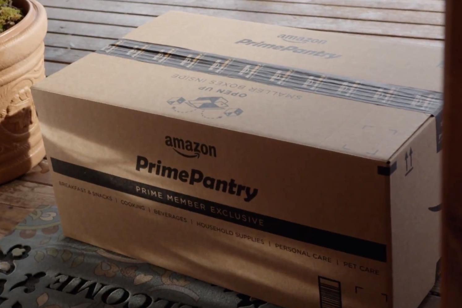 Best ideas about Prime Pantry Box . Save or Pin Amazon takes on the grocery store with Prime Pantry Now.