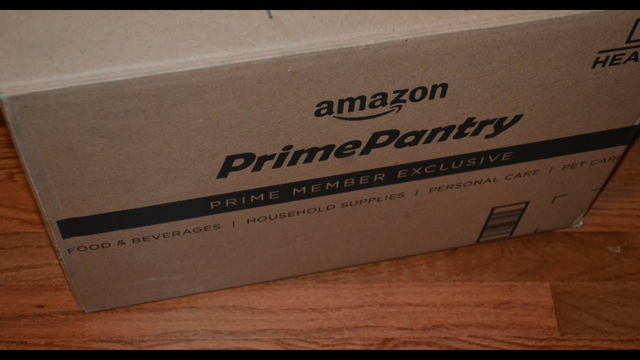 Best ideas about Prime Pantry Box . Save or Pin Amazon Prime Pantry Box Haul Now.