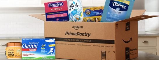 Best ideas about Prime Pantry Box . Save or Pin Prime Pantry makes it easier for me to green my routine Now.