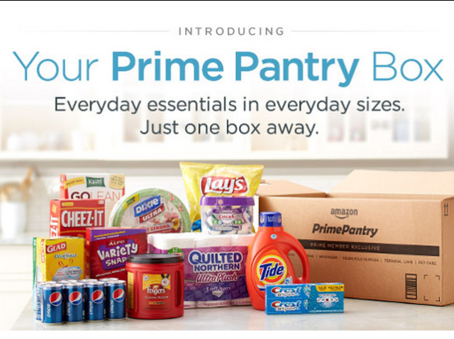 Best ideas about Prime Pantry Box . Save or Pin Amazon Prime Pantry Is The New Grocery Delivery Service Now.