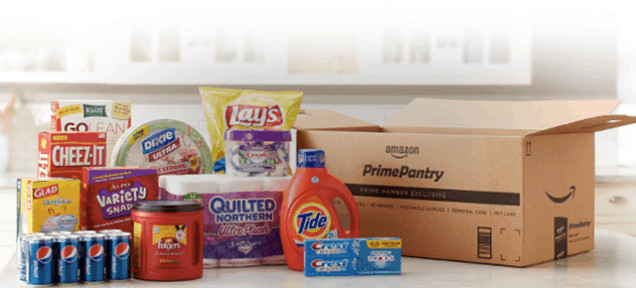 Best ideas about Prime Pantry Box . Save or Pin Amazon Bumps No Rush Shipping Credit to $5 99 Now.