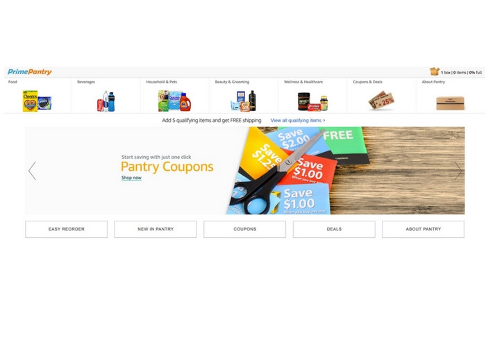 Best ideas about Prime Pantry Credit Balance . Save or Pin 10 Secret Amazon Prime Perks You Probably Aren t Using Now.