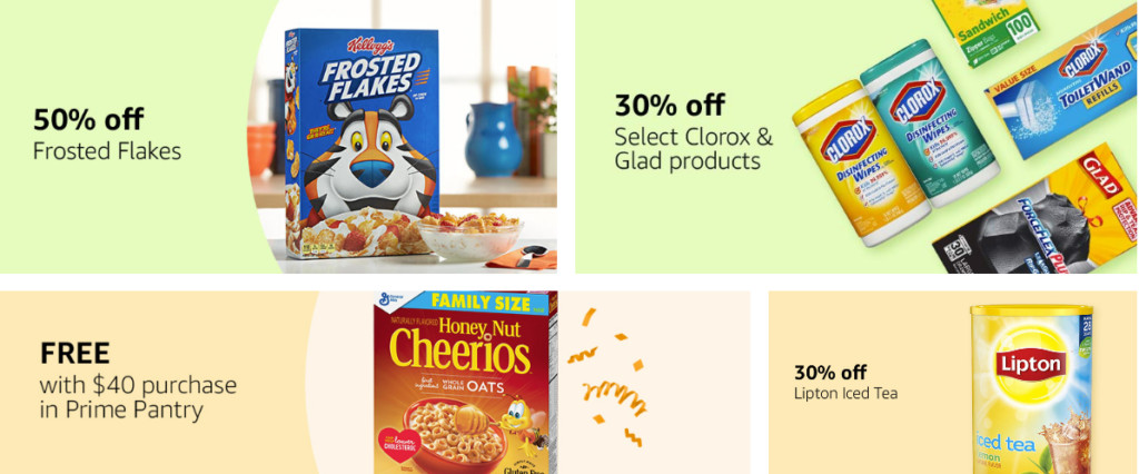Best ideas about Prime Pantry Deals . Save or Pin EARLY Amazon Prime Day Prime Pantry Discounts = NEW Now.