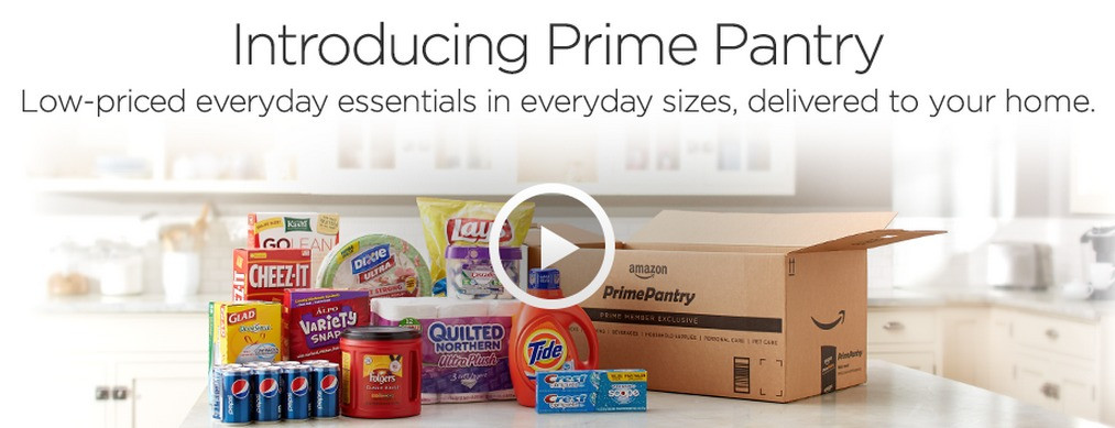 Best ideas about Prime Pantry Delivery Fee . Save or Pin New Amazon Pantry Program My Frugal Adventures Now.