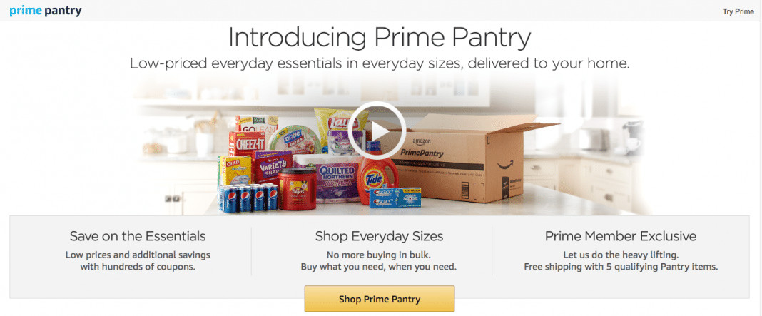 Best ideas about Prime Pantry Delivery Fee . Save or Pin 26 Reasons Why an Amazon Prime Membership is Worth It Now.