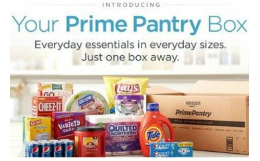Best ideas about Prime Pantry Delivery Fee . Save or Pin Amazon Pantry Program $5 99 Pantry Box Delivery Fee Now.