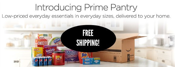 Best ideas about Prime Pantry Shipping . Save or Pin Free Prime Pantry Shipping with Code Coupon Closet Now.