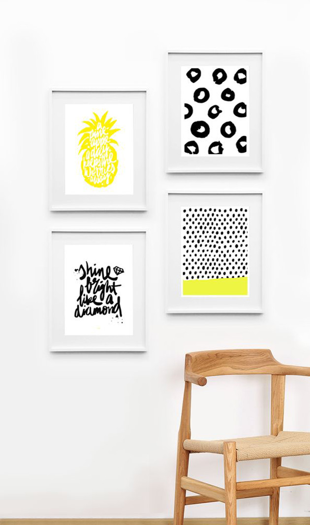 Best ideas about Printable Wall Art . Save or Pin 10 Free Wall Art Printables The Crafted Life Now.