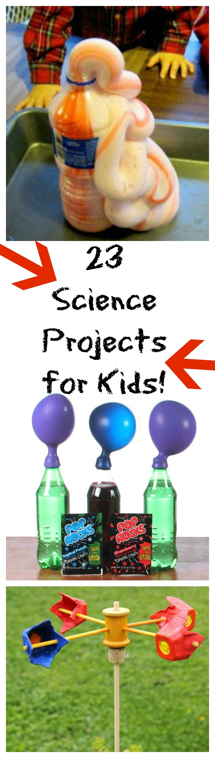 Best ideas about Project For Kids . Save or Pin 23 Science Projects for Kids TGIF This Grandma is Fun Now.