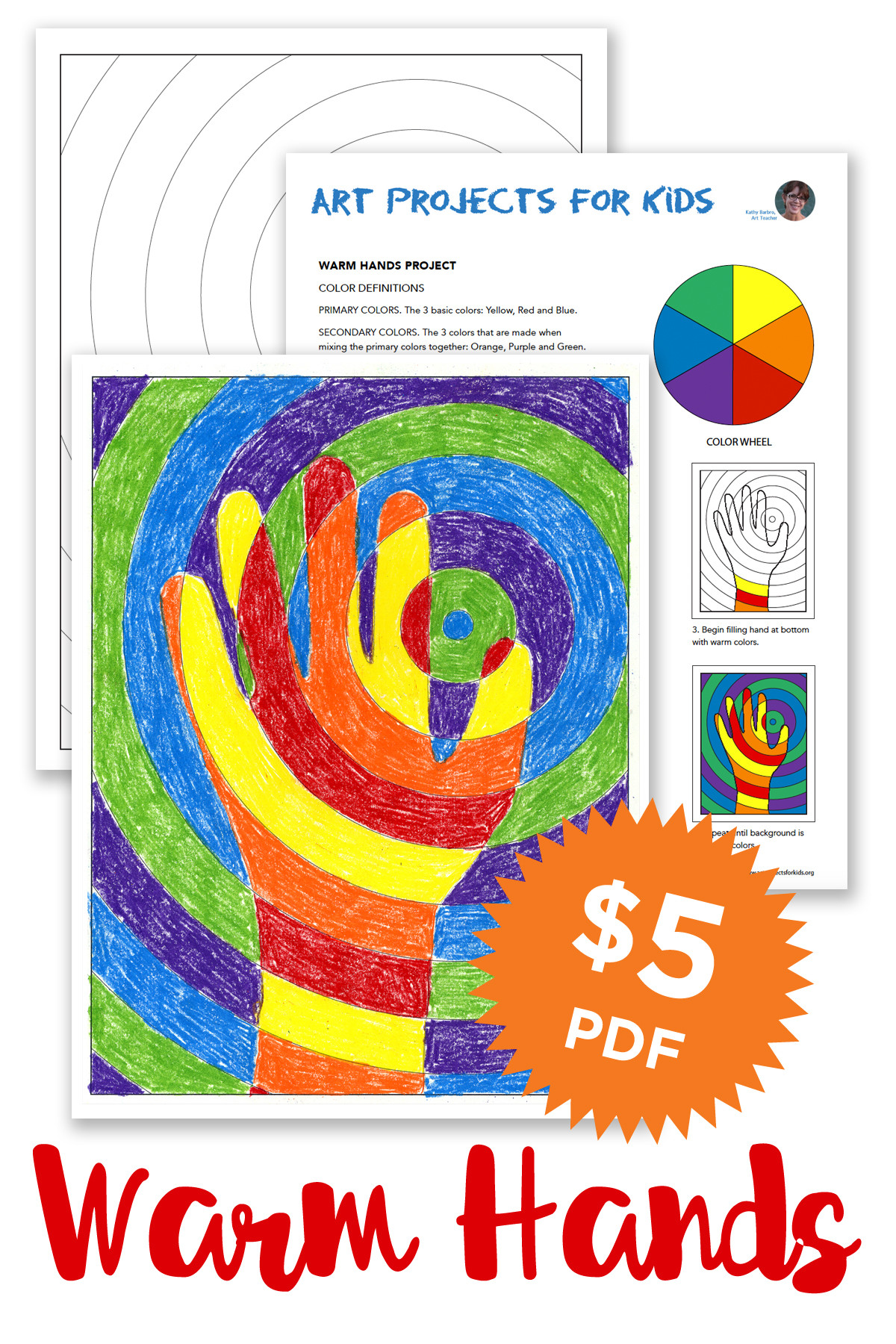 Best ideas about Projects For Kids . Save or Pin Warm Hands Art Projects for Kids Now.