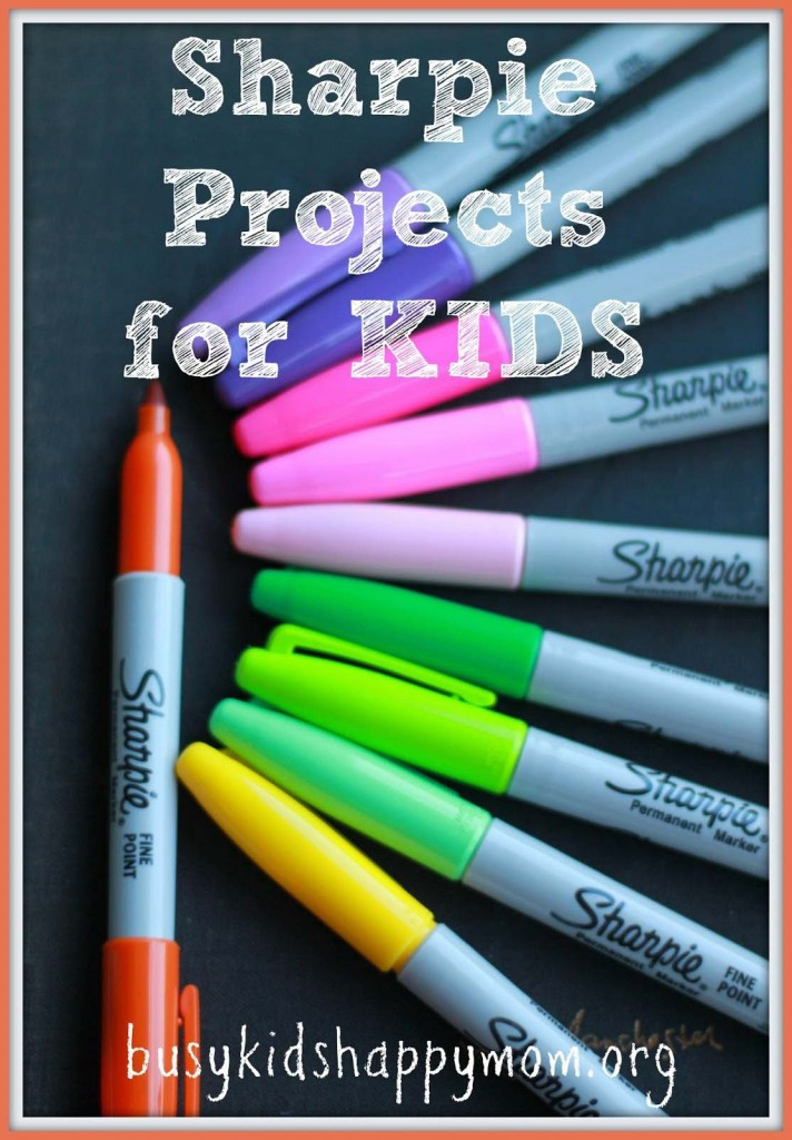 Best ideas about Projects For Kids . Save or Pin Sharpie Projects for Kids Now.