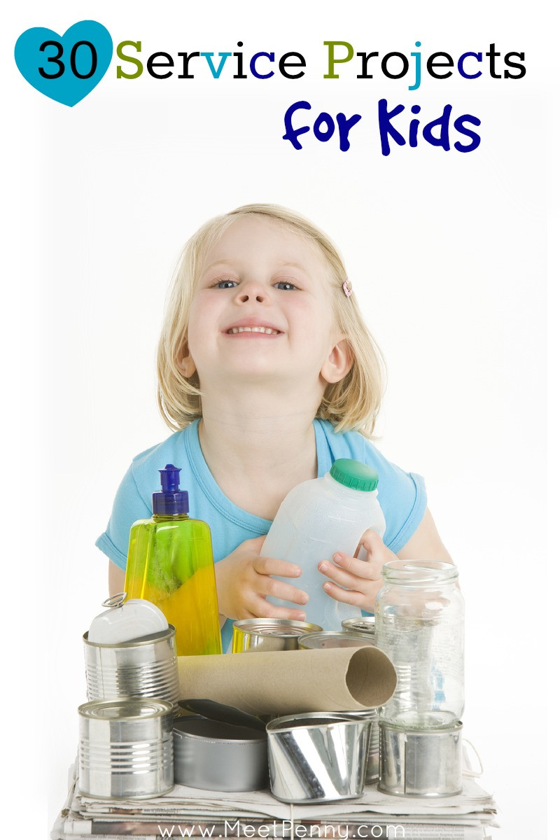 Best ideas about Projects For Kids . Save or Pin Teaching Children to Serve Others 30 Project Ideas Now.