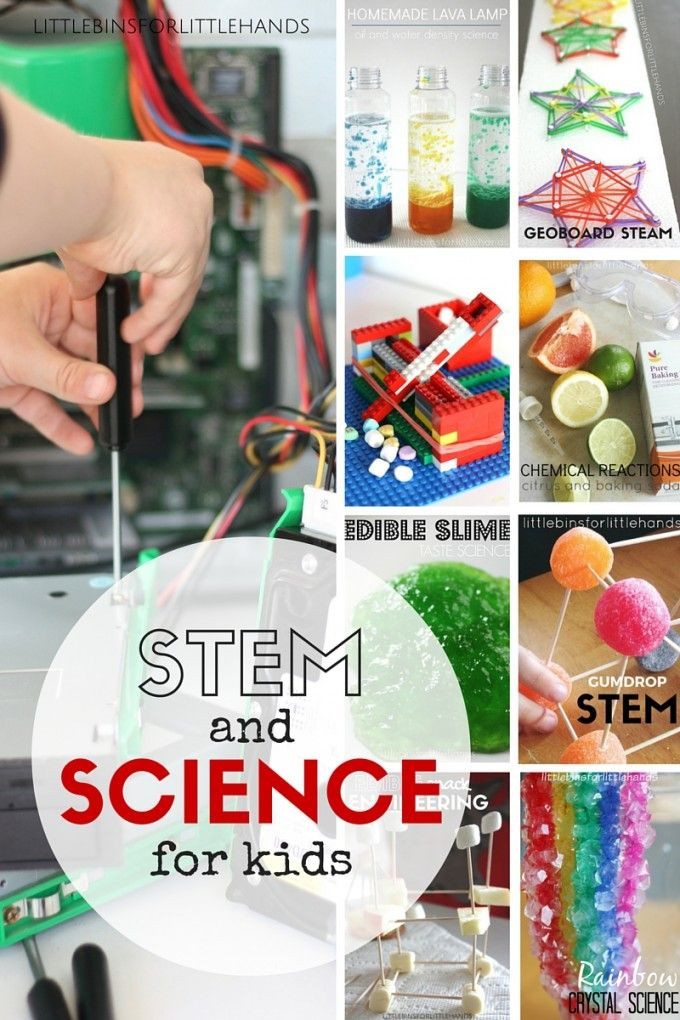 Best ideas about Projects For Little Kids . Save or Pin Science Experiments and STEM Activities For Kids Now.