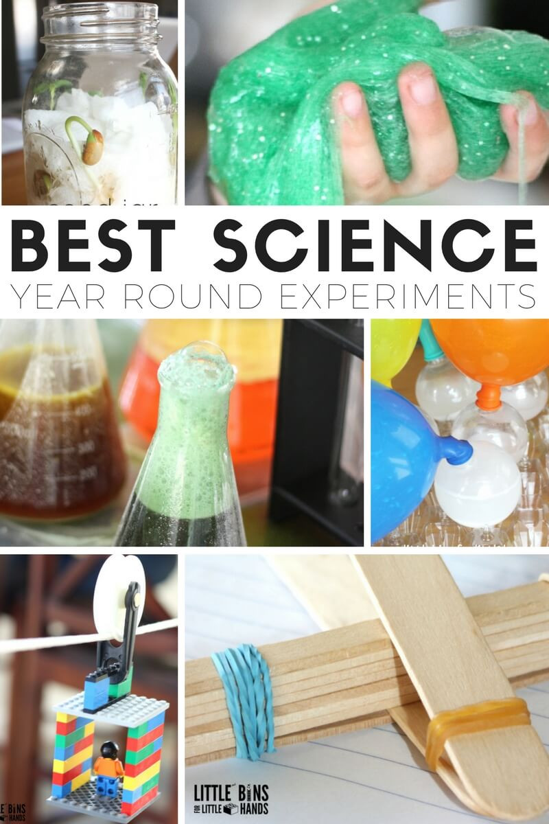 Best ideas about Projects For Little Kids . Save or Pin Best Science Experiments and Activities and STEM Projects Now.