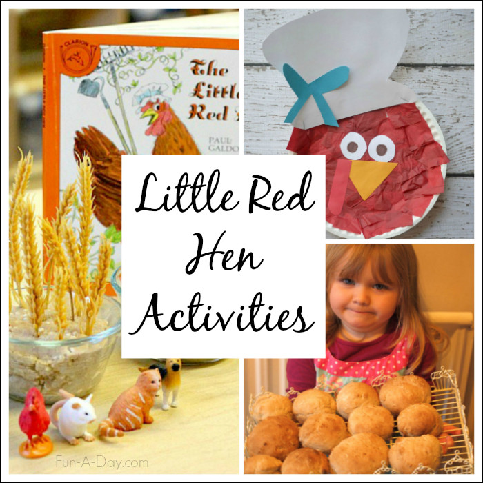 Best ideas about Projects For Little Kids . Save or Pin 14 Little Red Hen Activities Now.