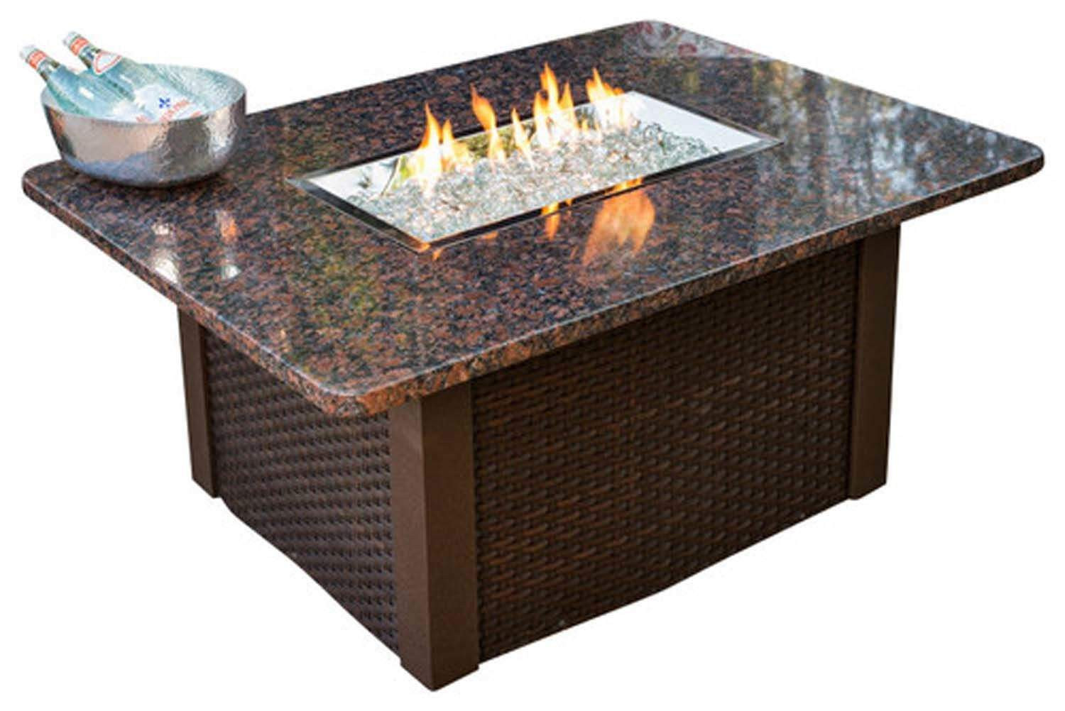 Best ideas about Propane Fire Pit Coffee Table . Save or Pin Outdoor Greatroom Grandstone Gas Fire Pit Coffee Table Now.