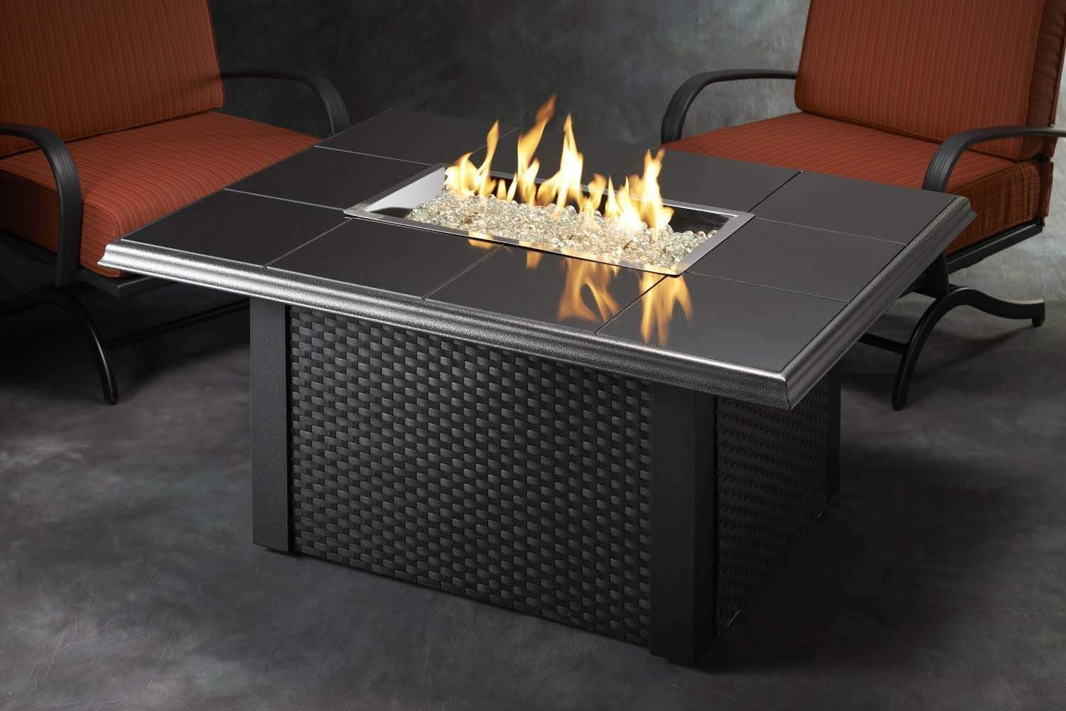 Best ideas about Propane Fire Pit Coffee Table . Save or Pin Outdoor Greatroom Napa Valley Gas Fire Pit Coffee Table Now.