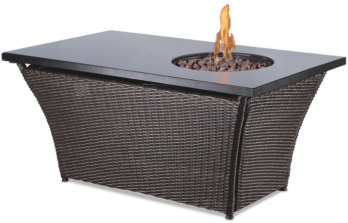 Best ideas about Propane Fire Pit Coffee Table . Save or Pin Coffee Table Shop Gas Fire Pits At Lowes Pit Modern Now.