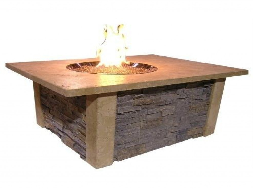 Best ideas about Propane Fire Pit Coffee Table . Save or Pin Patio propane fire pit table propane fire pit kits Now.