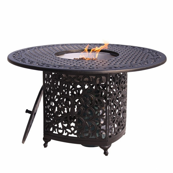 Best ideas about Propane Fire Pit Coffee Table . Save or Pin Propane fire pit table gas fire pit coffee table outdoor Now.