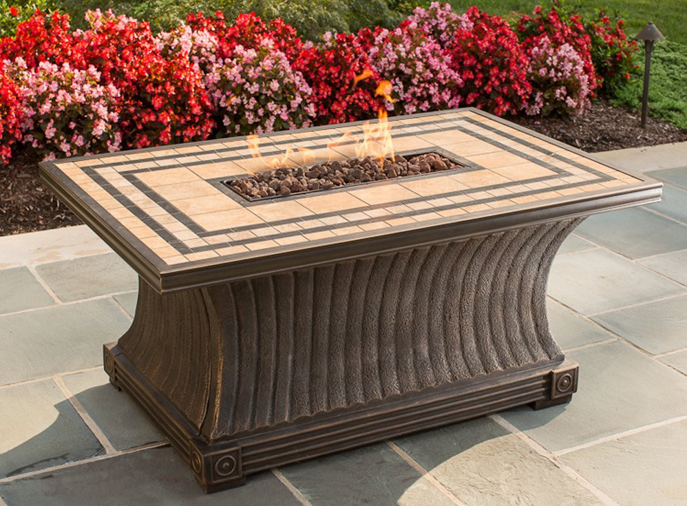 Best ideas about Propane Fire Pit Coffee Table . Save or Pin Coffee Table Outdoor Propane Fire Pit Coffeeble Aviblock Now.