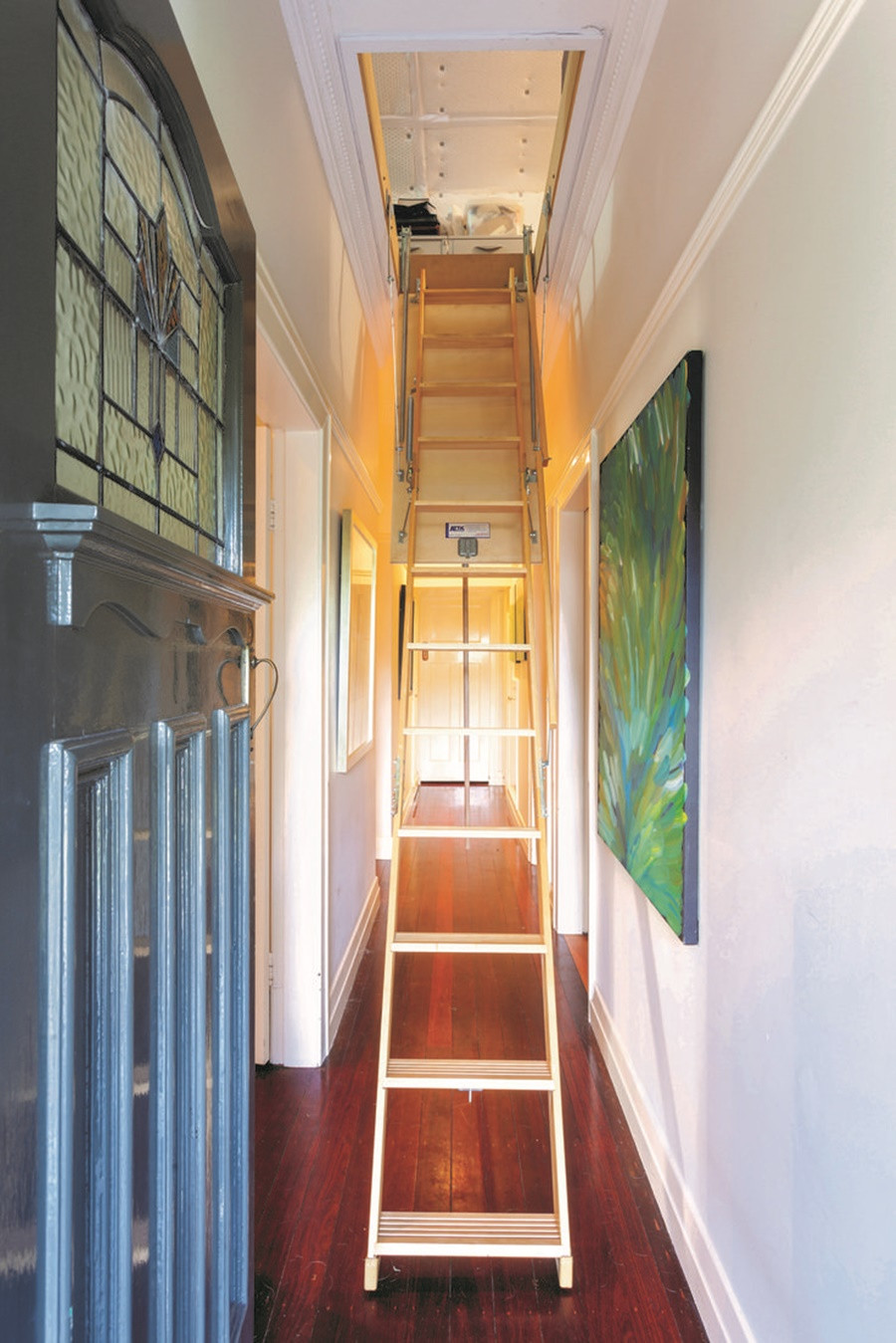 Best ideas about Pull Down Attic Stairs Lowes . Save or Pin Drop Down Lowes Attic Ladder — Capricornradio Now.