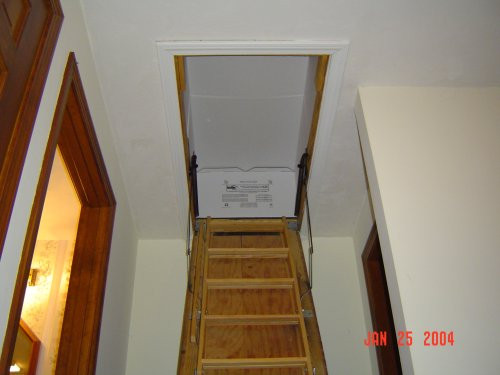 Best ideas about Pull Down Attic Stairs Lowes . Save or Pin Lowes Pull Down Attic Stairs Lowes Attic Door Vendermicasa Now.