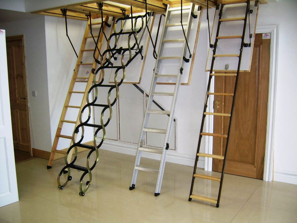 Best ideas about Pull Down Attic Stairs Lowes . Save or Pin Attic Stairs Lowes Stair Constructions Attic Stairs To Now.