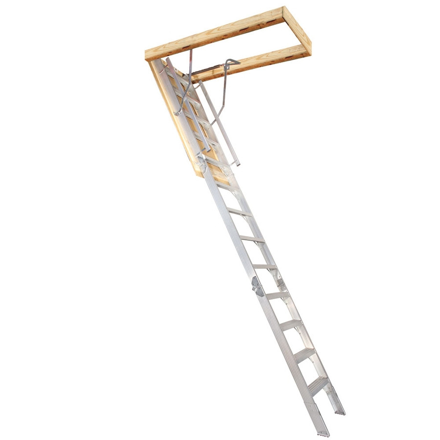 Best ideas about Pull Down Attic Stairs Lowes . Save or Pin Pull Down Attic Ladder Lowes Pull Down Attic Now.