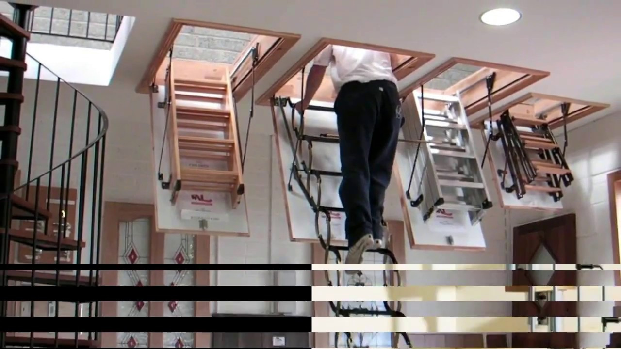 Best ideas about Pull Down Attic Stairs Lowes . Save or Pin Pull Down Attic Stairs Lowes Review Now.