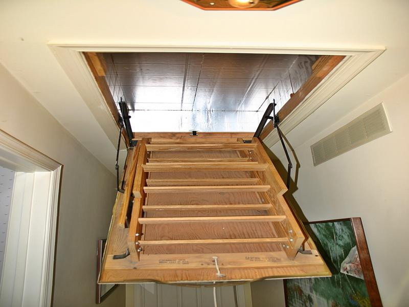Best ideas about Pull Down Attic Stairs Lowes . Save or Pin Pull Down Lowes Attic Ladder Optimizing Home Decor Ideas Now.