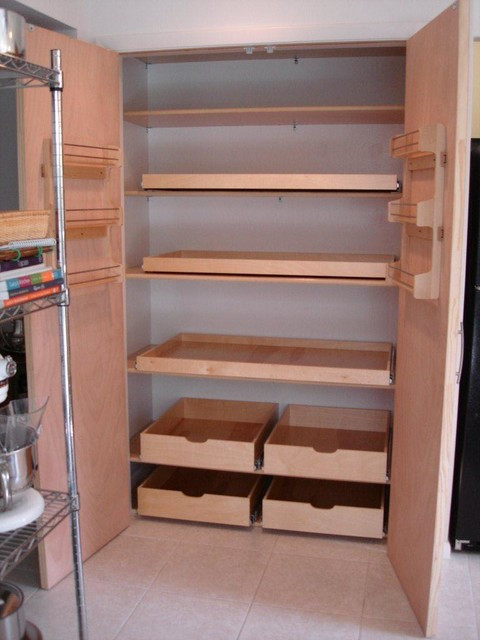 Best ideas about Pull Out Shelves For Pantry . Save or Pin Pantry Pull Out Shelves other metro by ShelfGenie of Now.