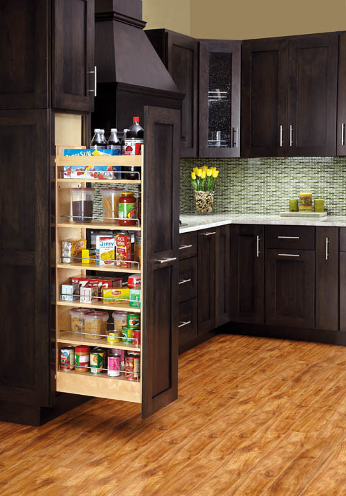 Best ideas about Pull Out Shelves For Pantry . Save or Pin Bells and Whistles Inserts To Make Your Old Kitchen Now.