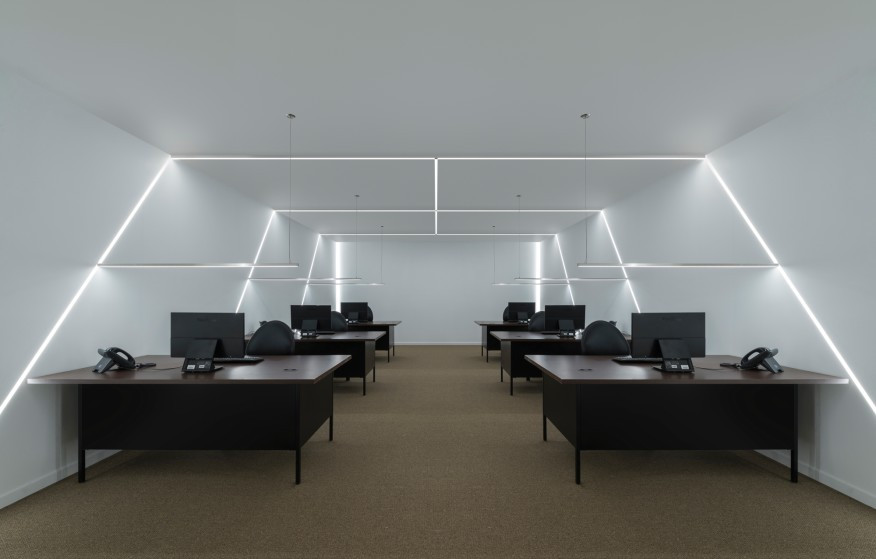 Best ideas about Pure Edge Lighting . Save or Pin 2016 Product Issue 24 Sleek Direct Indirect Luminaires Now.