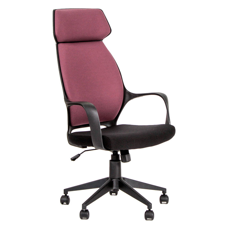 Best ideas about Purple Office Chair . Save or Pin Modern fice Chairs Tilson Purple fice Chair Now.